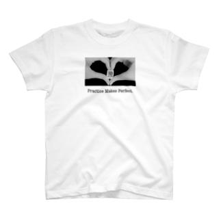 写真 + ことわざ T-shirts