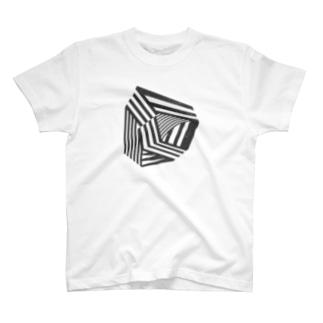 Dazzle Monotone T-shirts