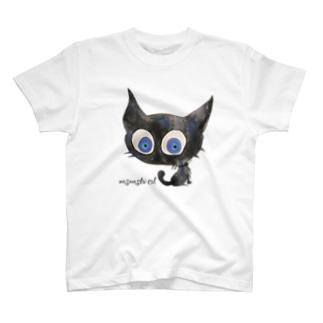 nosnosta cat T-shirts