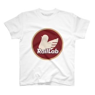 レイルラボ   T-shirts