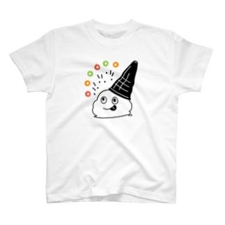 アイスクリームマン Tシャツ