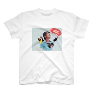 ルリ子親衛隊 T-shirts