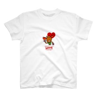 エリィくん(LOVE) T-shirts