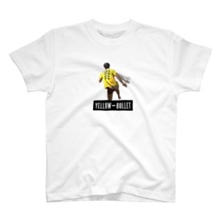 弾丸のケツ T-shirts