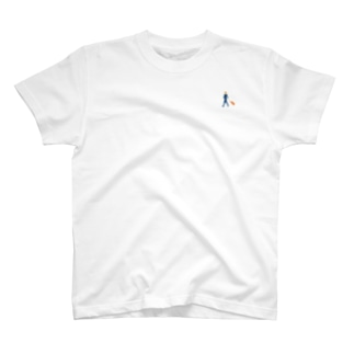 DIVISIONキャラクター T-shirts