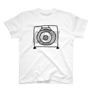 銅鑼 -DORA- T-shirts