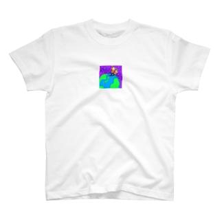 みずさわ〜い T-shirts