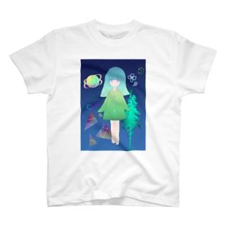 おほしさまワンダーランド T-shirts