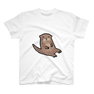 カワウソ T-shirts