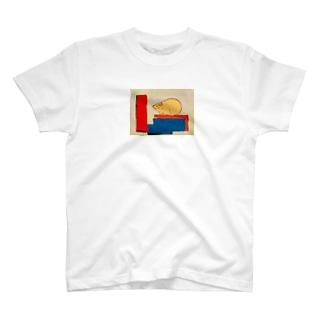 積み木あそび T-shirts
