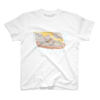 コケコケ親子の日常 T-shirts