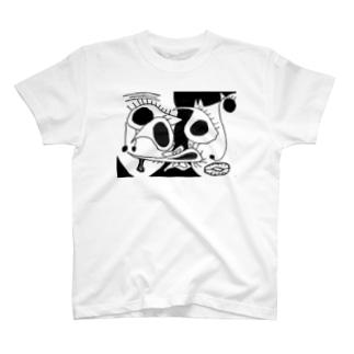 のんこのしゃあのぐにとぐま T-shirts