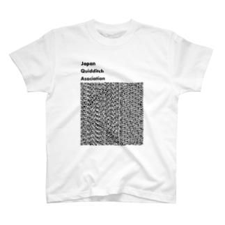 JQA Staff お目立ちURL T-shirts