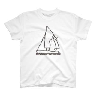ヨット T-shirts