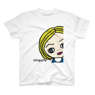 チキータちゃん T-shirts