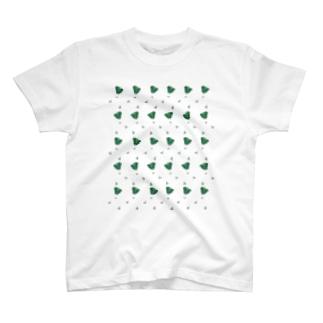 大根様集合Tシャツ ホワイト T-shirts