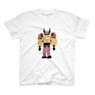 ロボタンZ T-shirts