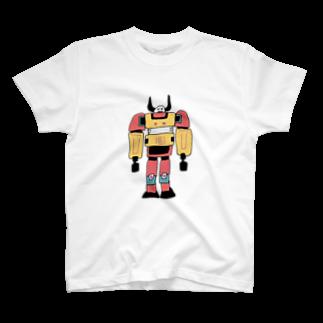 銀鈴堂のロボタンZ T-shirts
