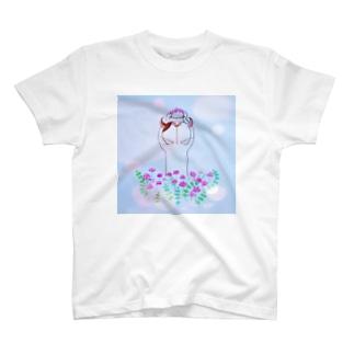 きのうのアイツ れんげver. T-shirts