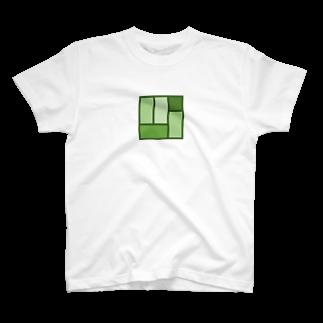 minato128のtatami v3 T-shirts
