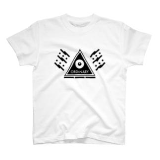 ふつうメーソン T-shirts