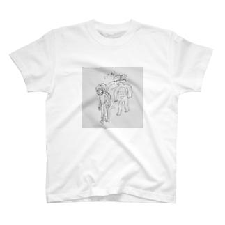 ベムの最期 T-shirts