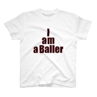 I am a Baller T-shirts