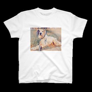 Save_Project_For_CACIのかぼちゃん T-shirts