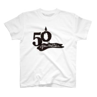 50th BD T-shirts