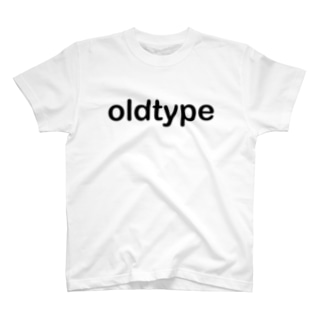 oldtype T-shirts