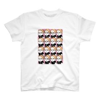 分身したよマイケゥ T-shirts