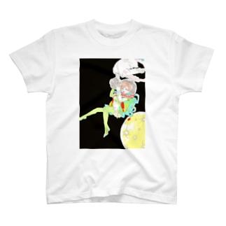 宇宙にて T-shirts