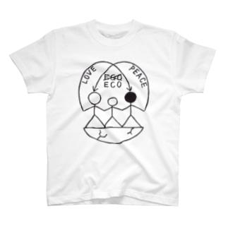 HUMANed T-shirts