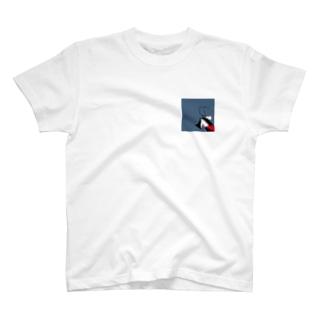 巫女@_miko T-shirts