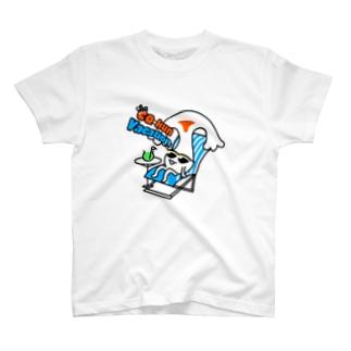 CQ-kun<vacation> T-shirts