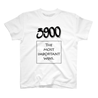 POINTS - 3900 Gray T-shirts
