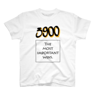 POINTS - 3900 Yellow T-shirts