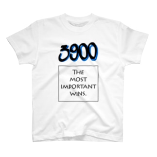 POINTS - 3900 Blue T-shirts