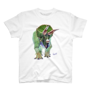 Triceratops T-shirts