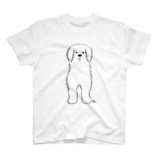 ほわほわ わんこ T-shirts