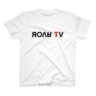 ROARTVロゴT T-shirts
