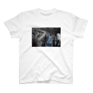 美術科倉庫の住民 T-shirts
