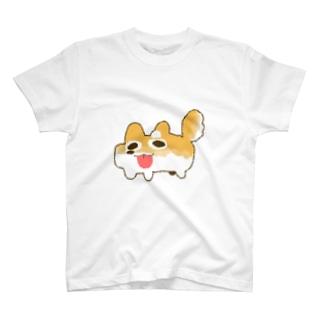 こんなに愛らしい犬 T-shirts