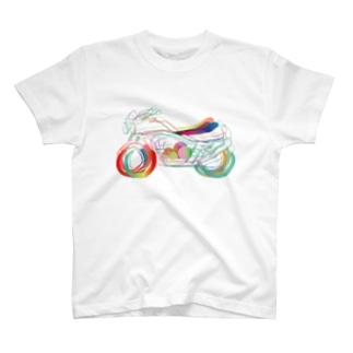 bike_2 T-shirts
