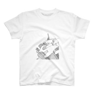ほうけていよう T-shirts