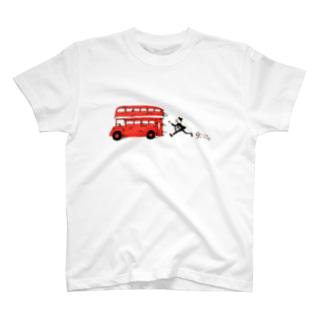 モーニング紳士 T-shirts