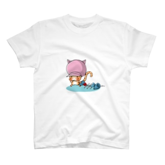アゲタイ T-shirts