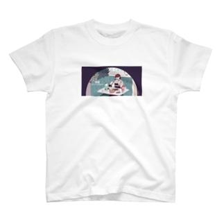 喫茶ひみつ Tシャツ