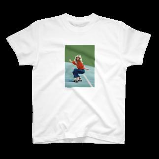 Kiteenのチャーリーず T-shirts