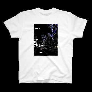 銀鈴堂のTaxi T-shirts